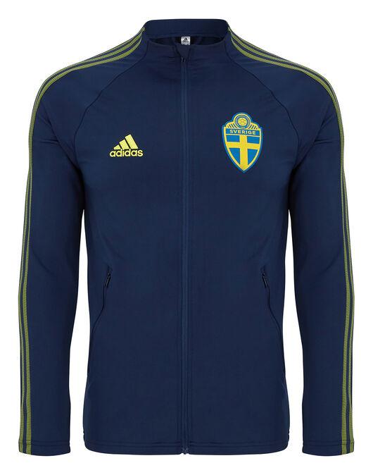 Adult Sweden Euro 2020 Anthem Jacket