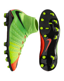 Kids Hypervenom Phantom DF Firm Ground