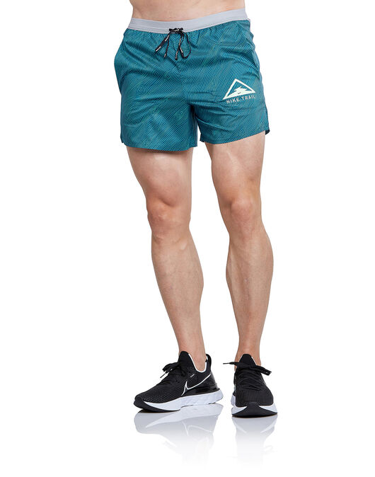 Mens Flex Stride Trail Shorts