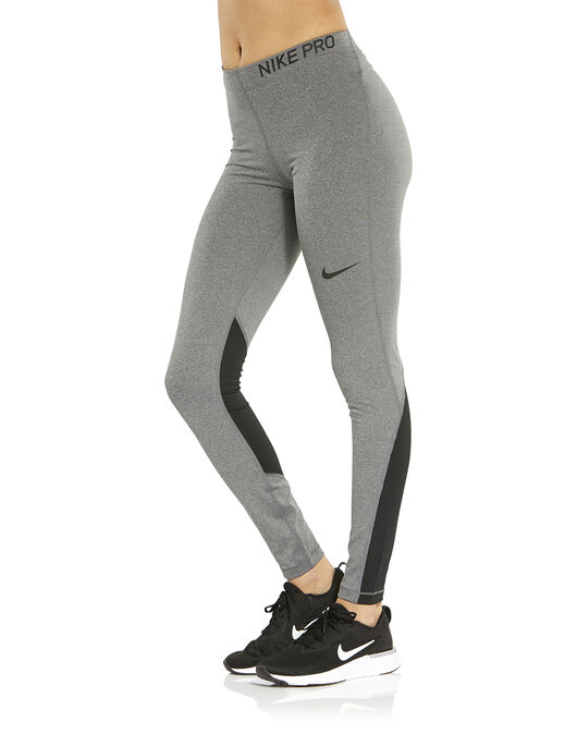 a2251f94608c3 Women's Grey Nike Gym Tights | Life Style Sports
