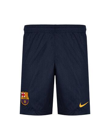 cae05fdea57 Kids Barcelona Home 18 19 Shorts ...