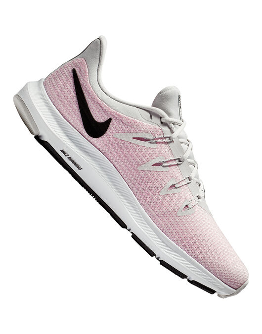 8fabc3a868 Women's Pink Nike Quest Running Shoes | Life Style Sports