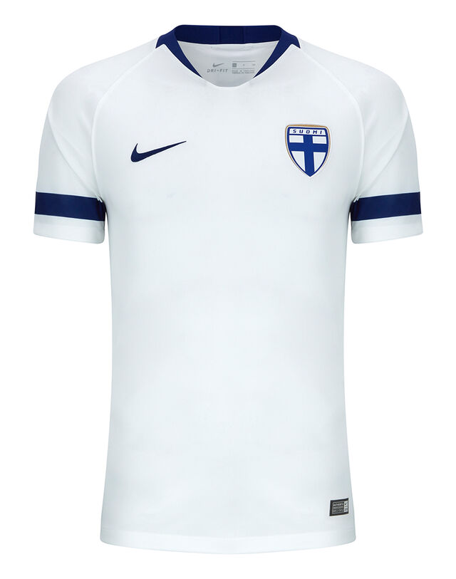Image of Adult Finland Home 18/19 Jersey
