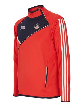 Mens Cork Conall Side Zip Top