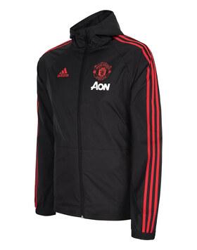 Adult Man Utd Training Rain Jacket