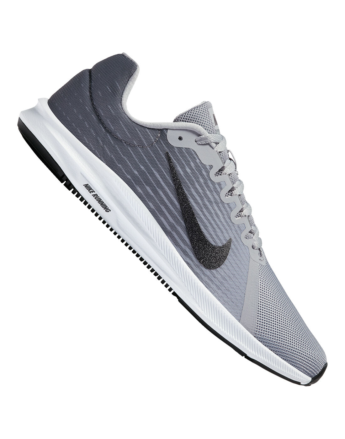 Nike Mens Downshifter 8 - Grey | Life