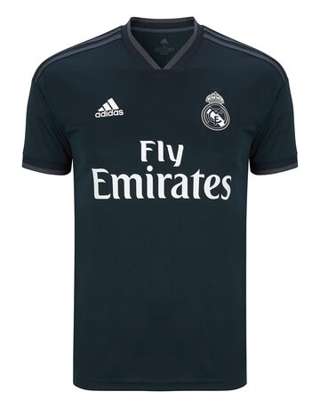 Adults Real Madrid 18/19 Away Jersey