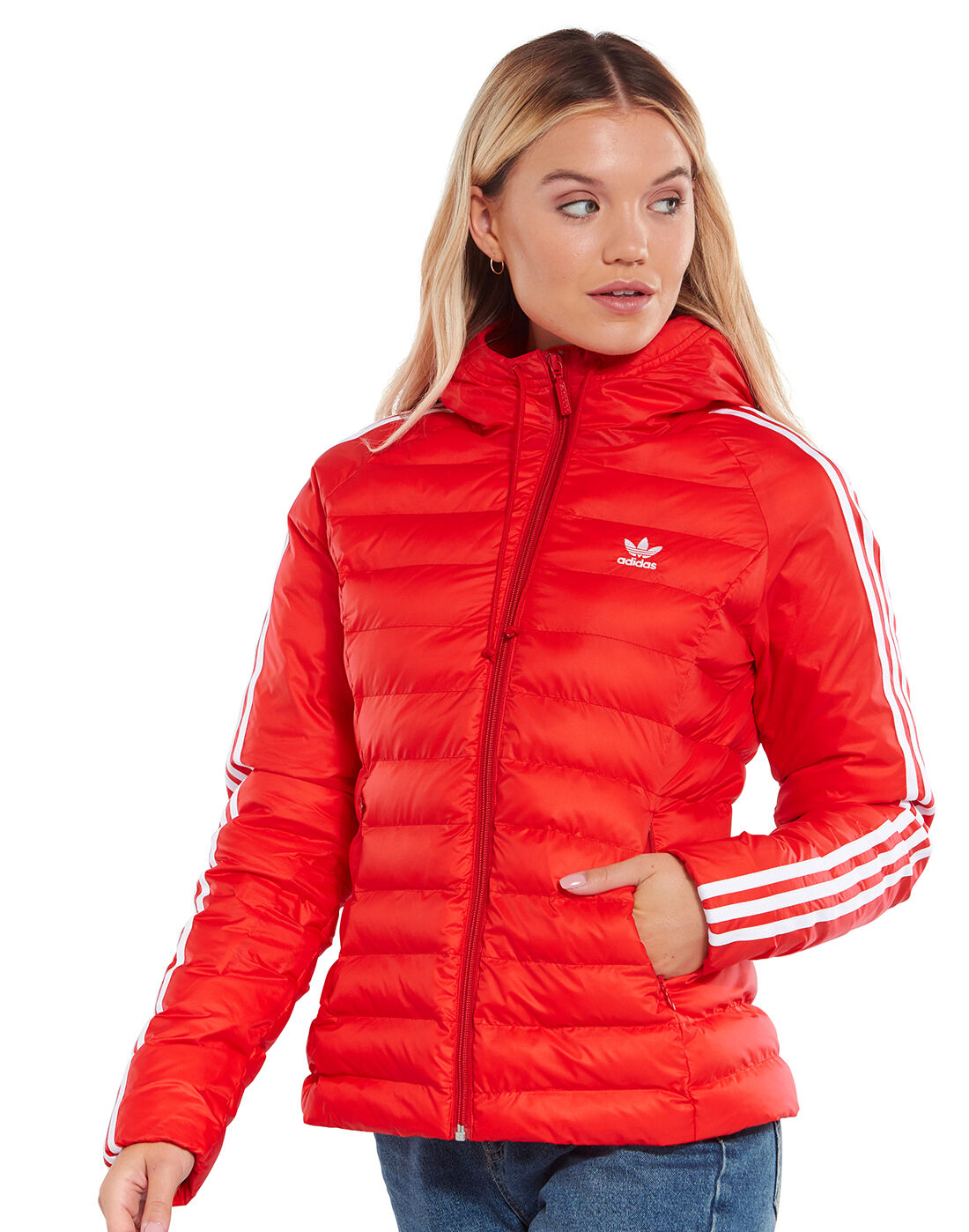 adidas Originals Womens Slim Jacket