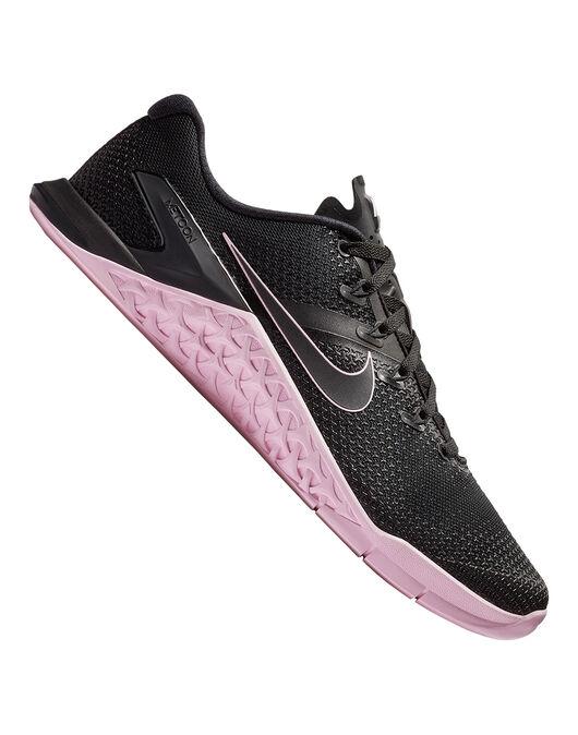0fb46c306c19 Men s Black Nike Metcon 4 Gym Shoes