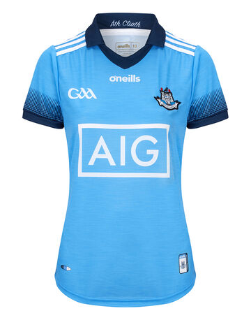 Womens Dublin Home Jersey 2019