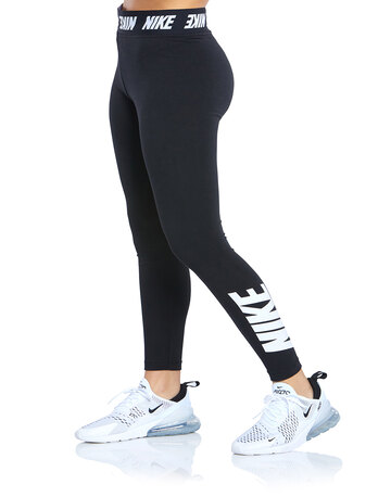 Womens High Waisted Club Leggings