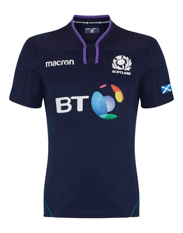 Mens Scotland Home Jersey 2019