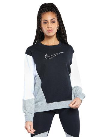 Womens Colour Block Sweatshirt