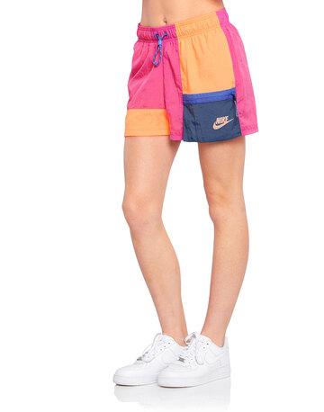 Womens Icon Clash Shorts