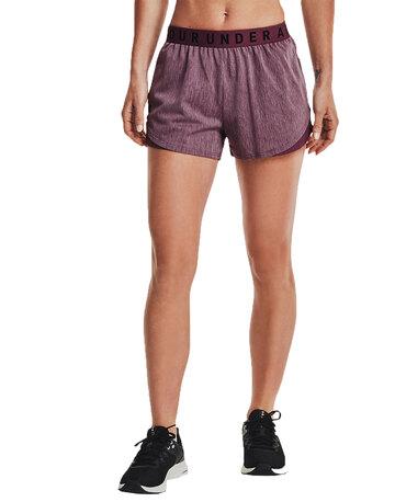 Womens Play Up Twist 3.0 Shorts