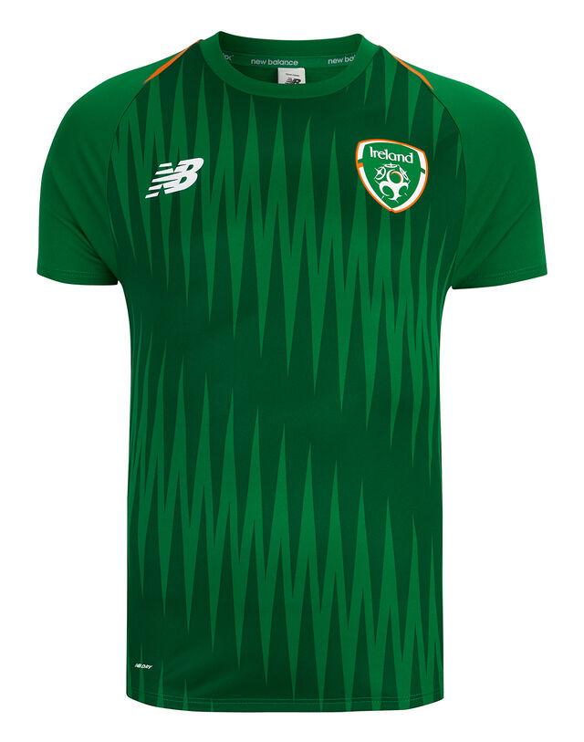 Life Style Sports  Kids Ireland Pre-Match Jersey