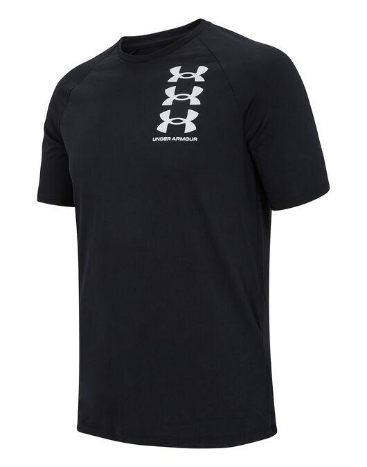 Mens Logo Tech T-Shirt