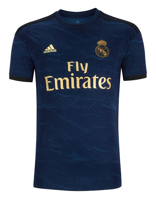 Adidas Adult Real Madrid 19/20 Away Jersey by Adidas