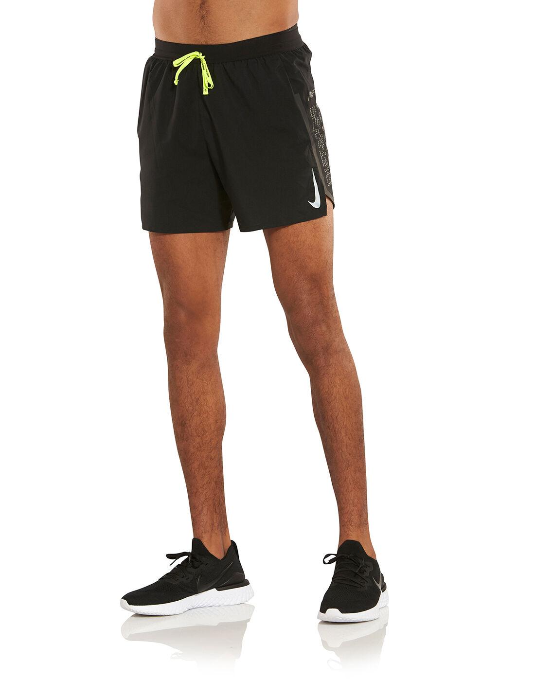Nike Mens Air Flex Stride 5 Inch Shorts
