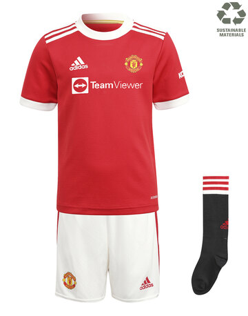 Pre School Manchester United 21/22 Home Kit