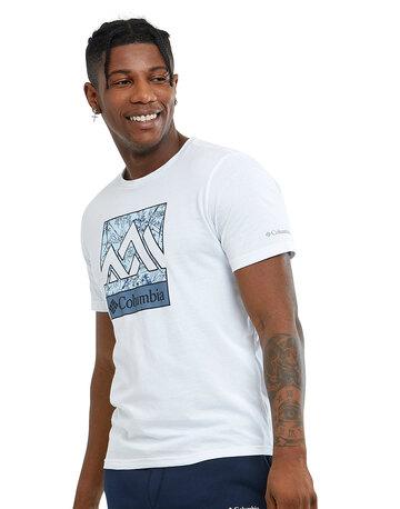 Mens Rapid Ridge Graphic T-Shirt