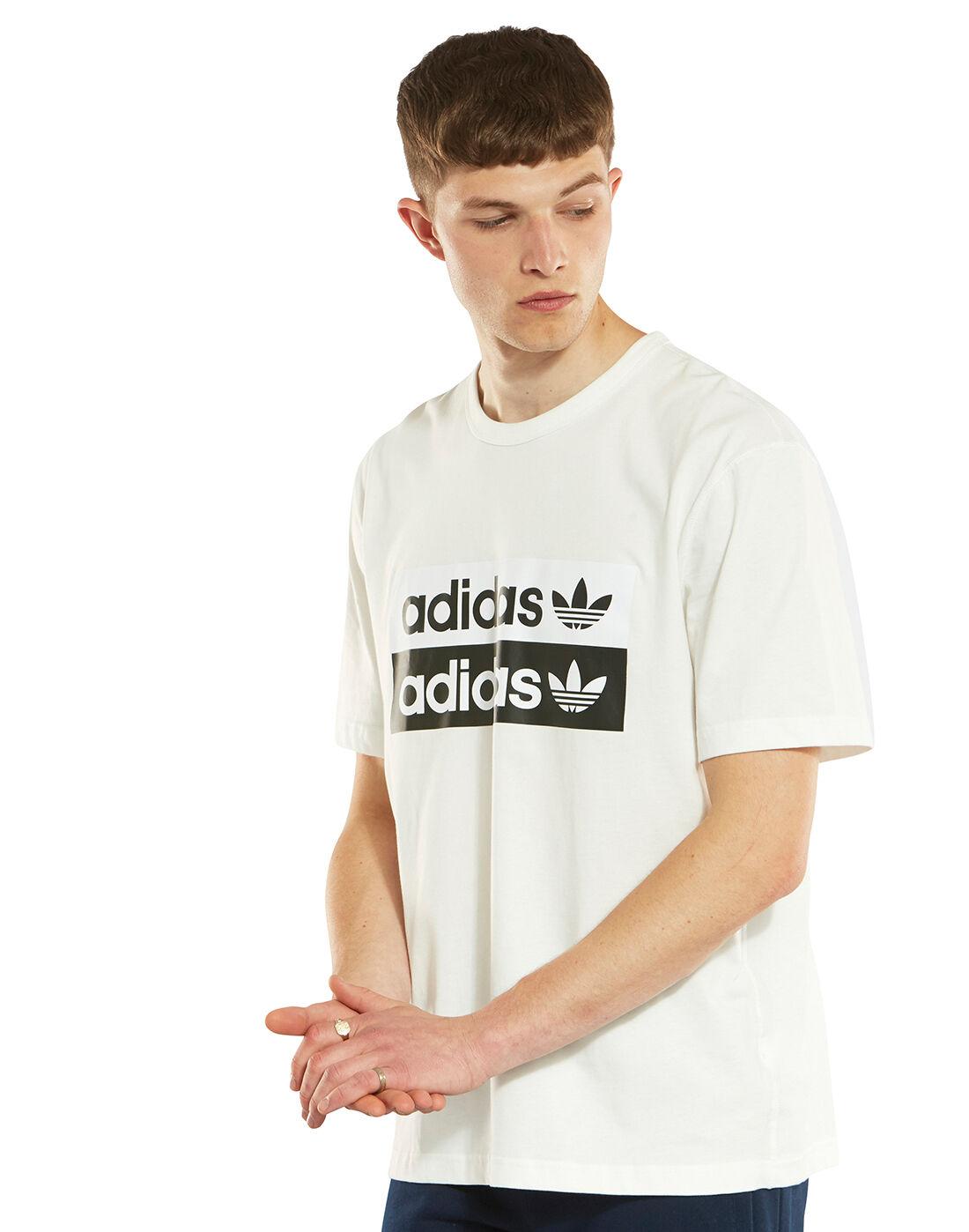 adidas Originals Mens Vocal T Shirt