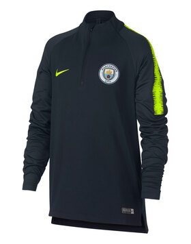 Kids Man City Training 1/4 Zip