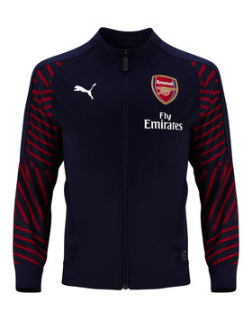 Kids Arsenal Stadium Jacket