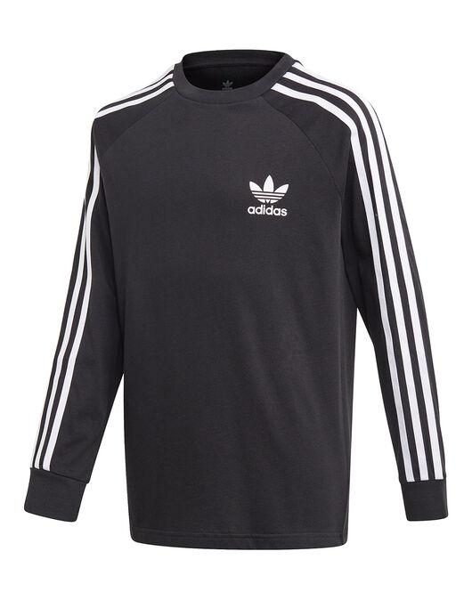 Older Kids 3 Stripe T-Shirt