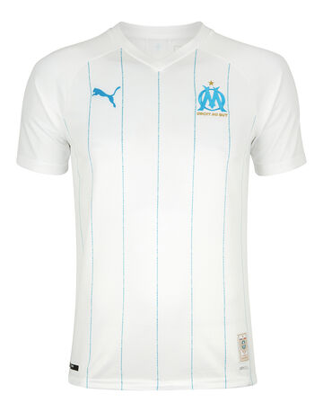Adult Marseilles 19/20 Home Jersey