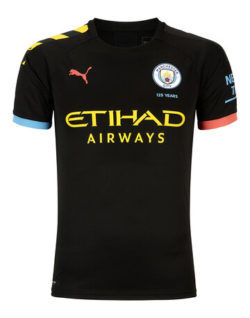 Adult Man City 19/20 Away Jersey