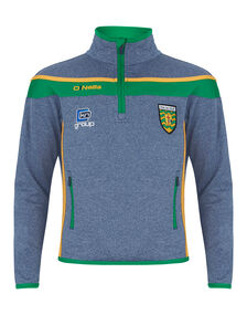 Kids Donegal Slaney Half Zip Top