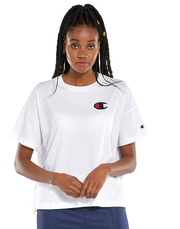 Womens Crewneck T-Shirt