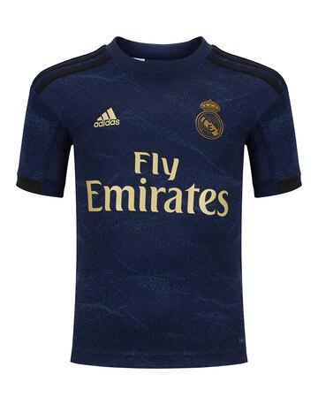 Kids Real Madrid Away 19/20 Jersey