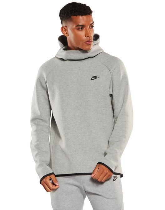969bb1d4f24 Nike Mens Tech Fleece PO Hoody