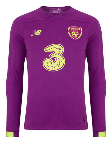 Adult Ireland Home Goalkeeper Jersey