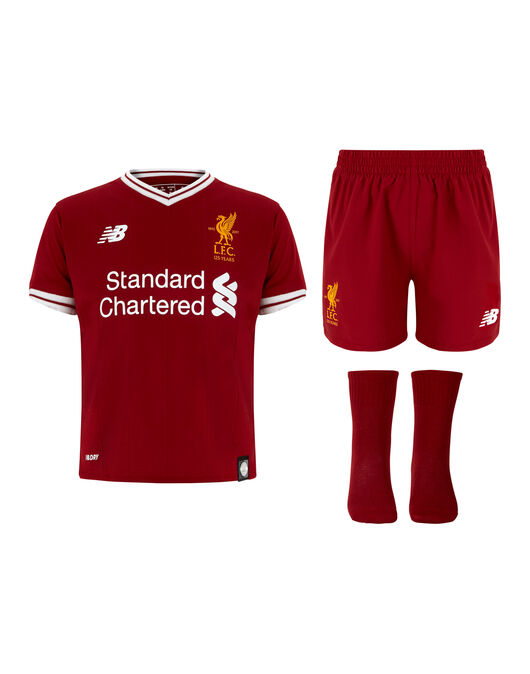 Infants Liverpool 17/18 Home Kit