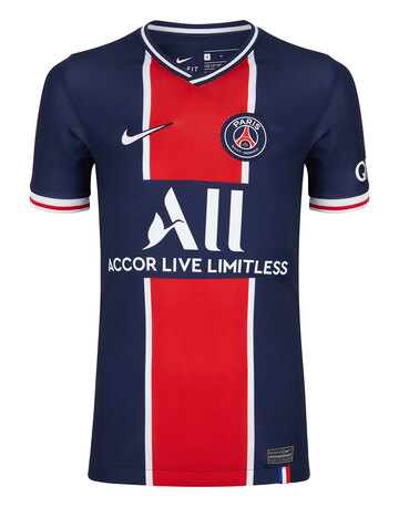 Kids PSG 20/21 Home Jersey