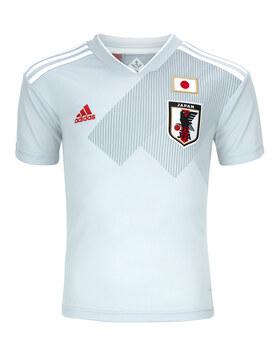 Kids Japan WC18 Away Jersey