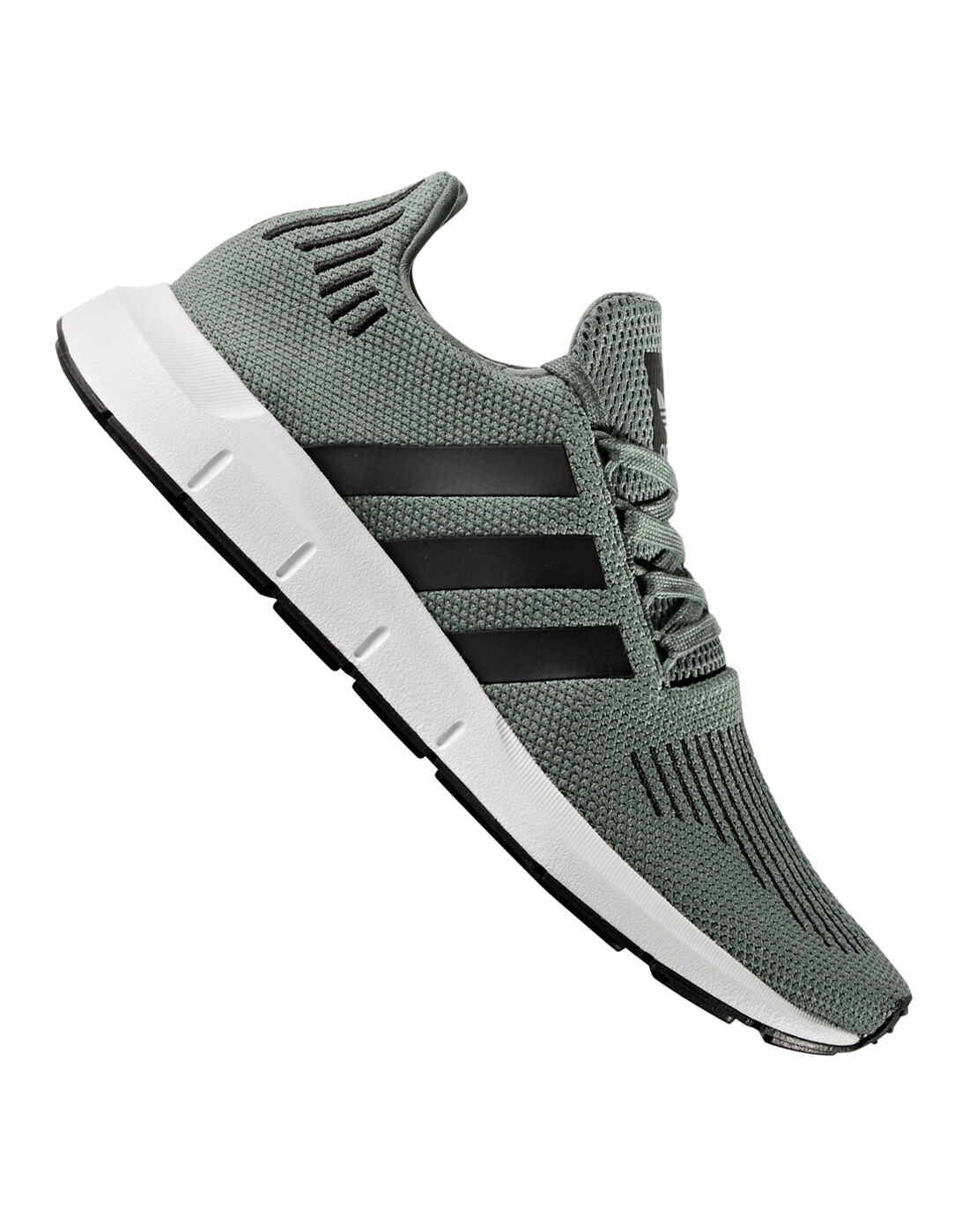 adidas Originals Mens Swift Run   Green   Life Style Sports