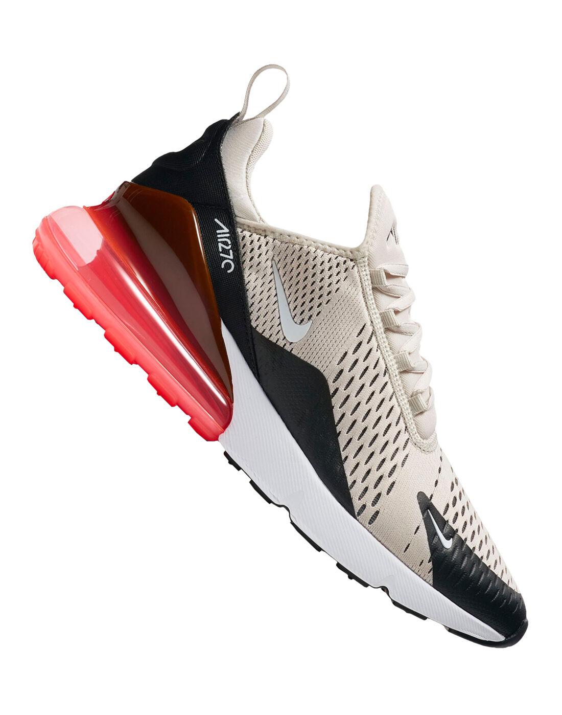 Men's Nike Air Max 270 Trainers | White