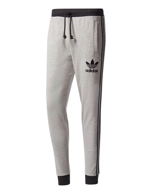 7b76fee1 adidas Originals Mens 3 Striped Pant | Life Style Sports