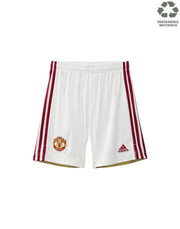 Kids Manchester United 21/22 Home Shorts
