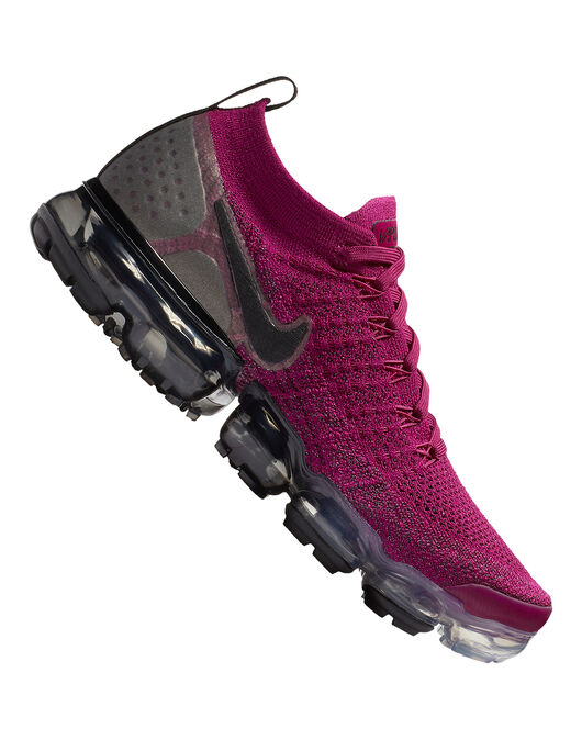 super popular f621d 54c79 Women's Burgundy Nike Vapormax Flyknit | Life Style Sports