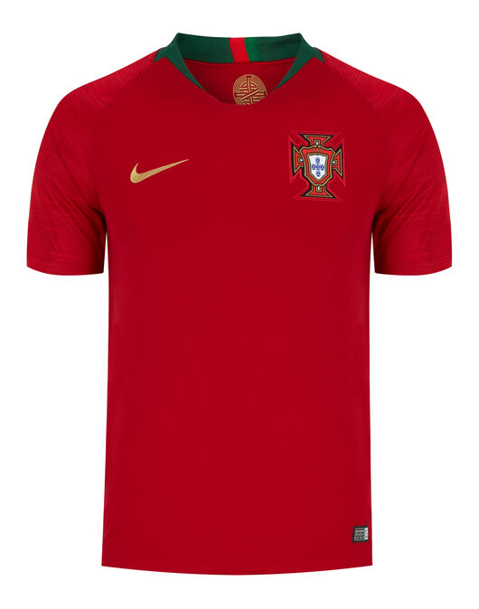Adult Portugal Home WC18 Jersey
