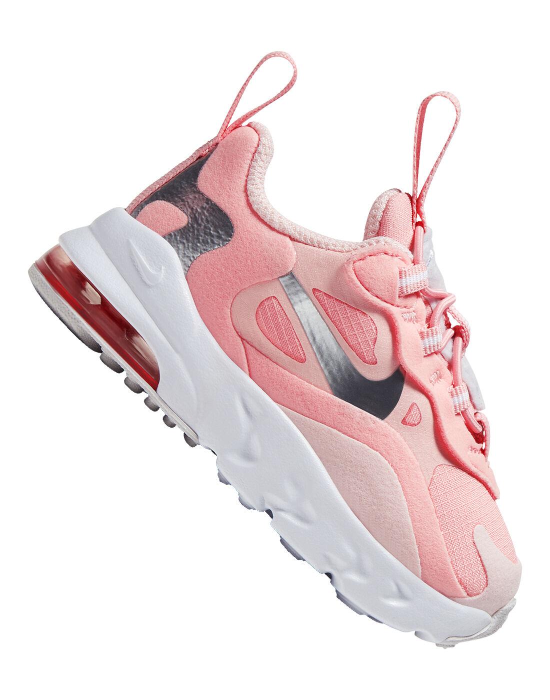 nike air max 270 react - baby shoes