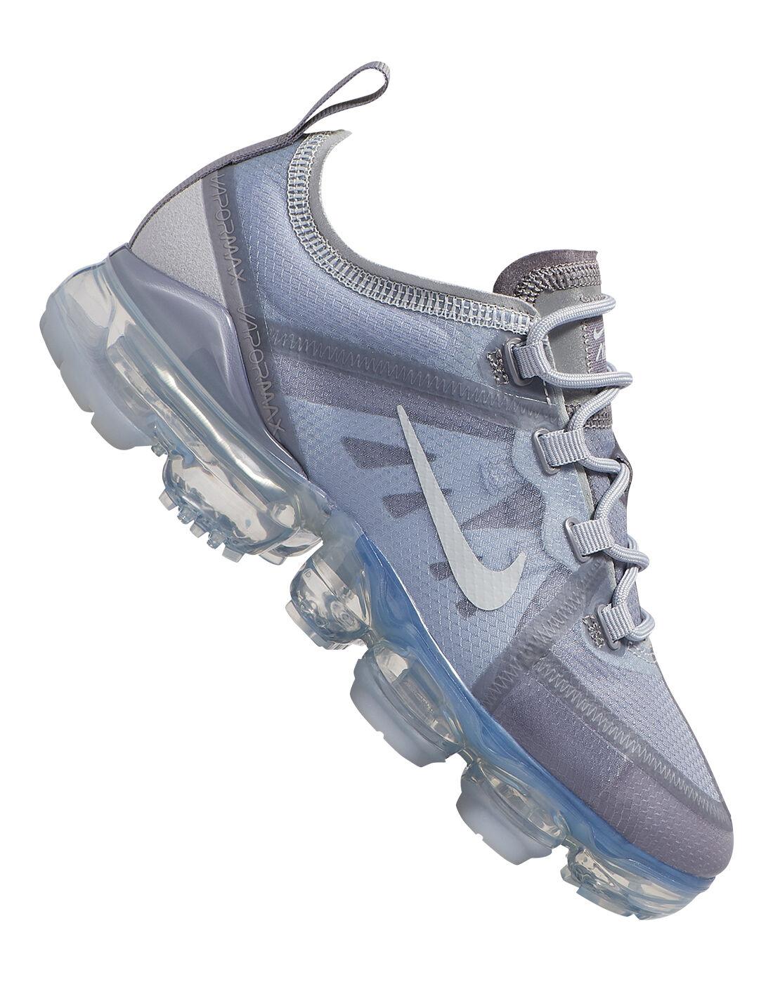 Nike Older Kids Air VaporMax - Grey