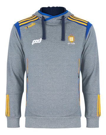 Mens Clare Solar Fleece Hoody