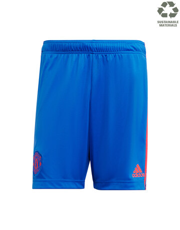 Adult Manchester United 21/22 Away Shorts