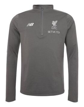 Mens Liverpool Training Hybrid Sweat Top